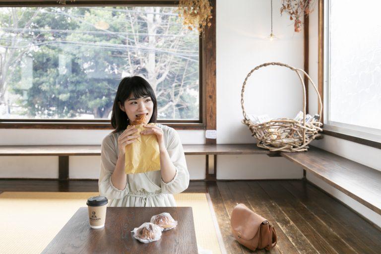 〈マツパン〉/六本松