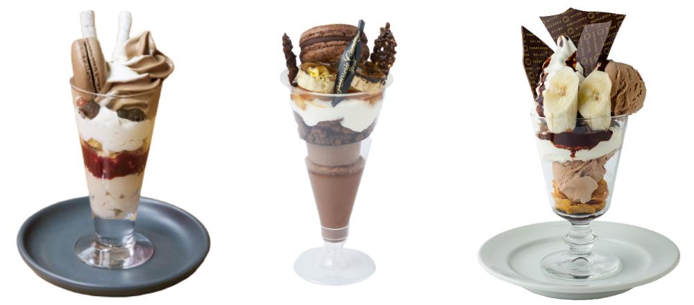 今年食べたいチョコレートパフェ6選!贅沢パフェからお持ち帰りパフェまで。