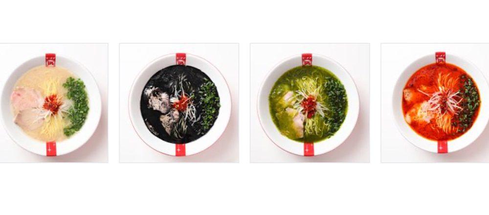 4つの選べるスープが話題!〈ラーメン凪 BUTAO〉がグランドオープン!