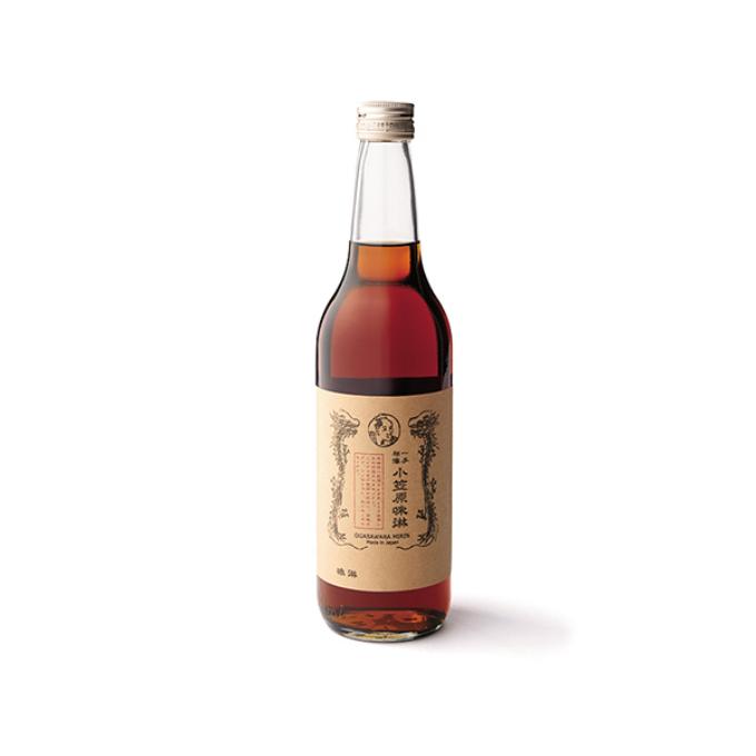 〈小笠原味淋醸造〉の「本みりん」