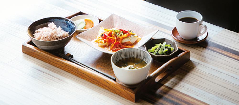 ダイエット中もうれしい!【二子玉川】からだにやさしいヘルシー定食カフェ3軒