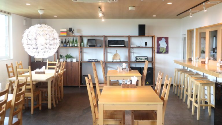 〈Cafe Stoven〉北海道