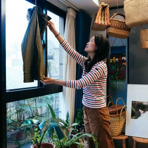 台湾人女性の暮らしの中のウイルス対策が知りたい。「天然素材で清潔にそして、規律性のある生活を」
