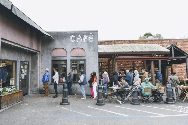 〈Acme Bread〉サンフランシスコ