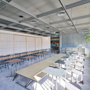 東京23区内初の大型店舗〈猿田彦珈琲 The Bridge 原宿駅店〉で新しいコーヒー体験を。