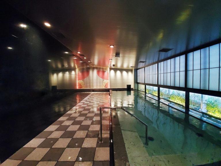 銀座 三井ガーデンホテルズ大浴場
