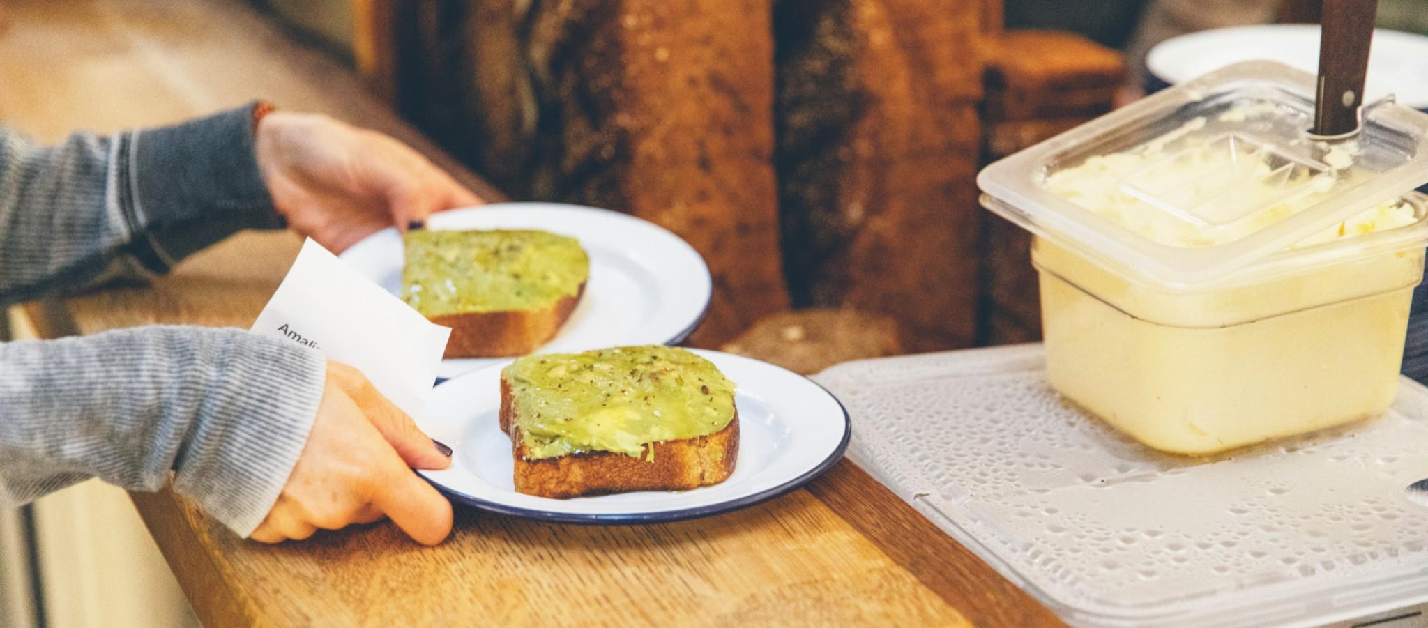 サンフランシスコで生まれた新たなベーカリースター〈THE MILL〉。ローカル産小麦のトーストを体験して。