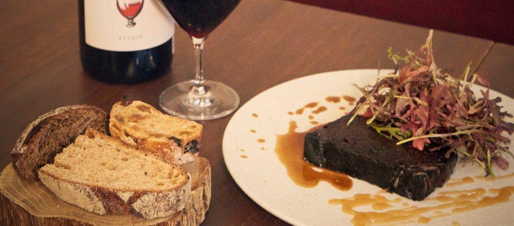 2人のシェフが作り出すパン飲みの世界。【虎ノ門】ブーランジェリー&ビストロ〈Blanc〉へ。