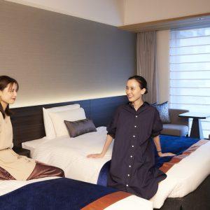 〈三井ガーデンホテル銀座五丁目〉に泊まって銀座を遊び尽くそう!この街ならではステイプラン。
