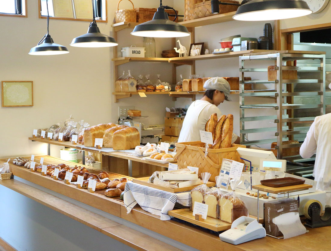 【九州】地元で人気の本格派ベーカリー5選。旅先でしか出会えないパンをたのしもう。