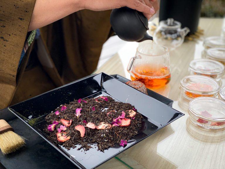 静岡 日本平ホテル 富士の茶の間 合組