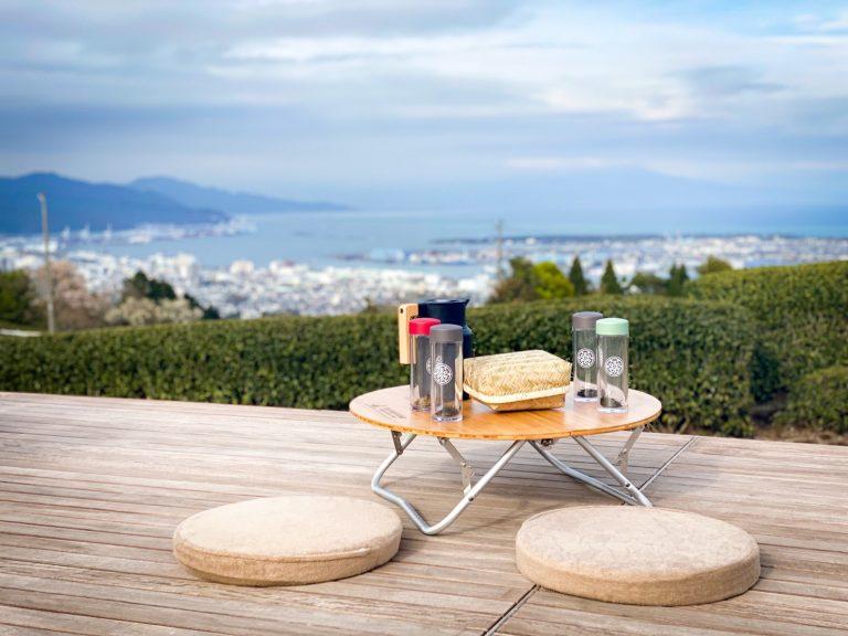 静岡 日本平ホテル 全景の茶の間