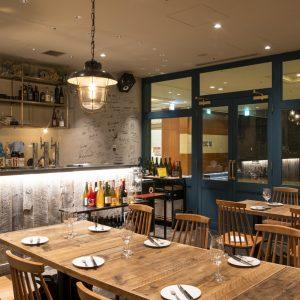 最旬レストランが〈丸の内ブリックスクエア〉で続々オープン!食トレンドを満喫できる3軒