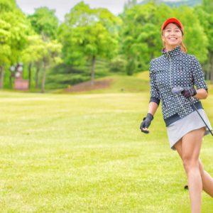 ゴルフがより楽しくなる!春〜夏のおしゃれなゴルフウェア選び。#さきゴルフ