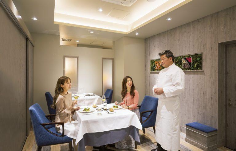 Restaurant L'AFFINAGE 銀座