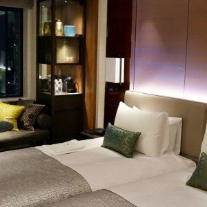 〈ザ ロイヤルパークホテル アイコニック 大阪御堂筋〉で美しいひとときを。エグゼクティブフロア完備の宿泊主体型ホテルが登場!