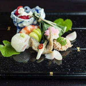 【銀座】名店の姉妹店、カウンター割烹〈嘉祥 うち山〉へ。ご褒美女子会は5,000円割烹ランチがおすすめ。