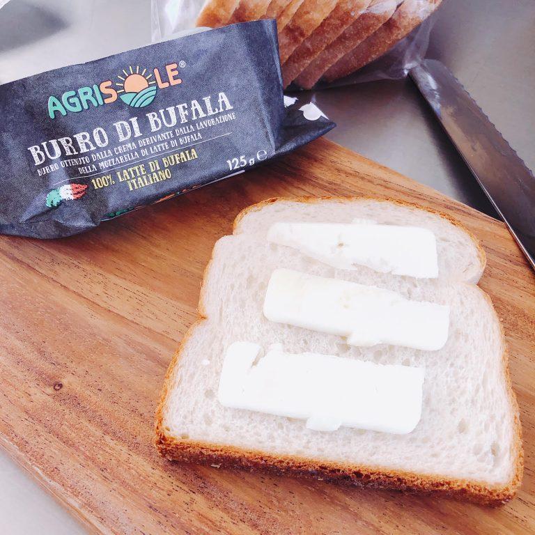 「BURRO DI BUFALA」 水牛バター