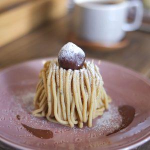 """""""ここにしかない""""名物モンブランと、春の味覚を求めて。〈Sweets Cafe KYOTO KEIZO〉へ。~カフェノハナシin KYOTO〜"""