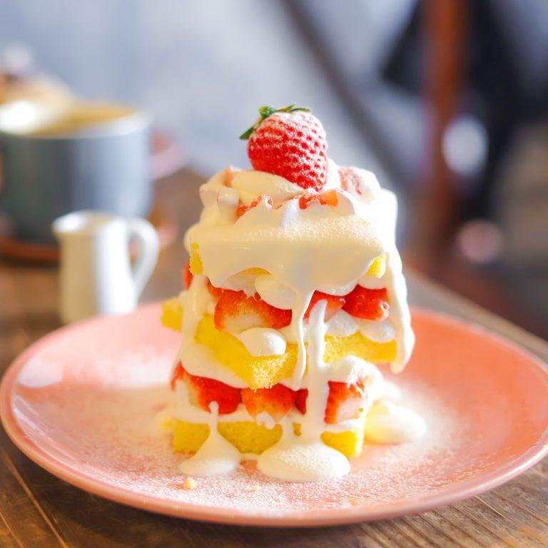 「わがままショートケーキ」単品1,340円