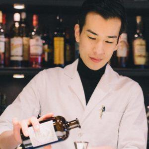 児島麻理子の「TOKYO、会いに行きたいバーテンダー」第8回:恵比寿〈Bar TRIAD〉の馬上 千寛さん