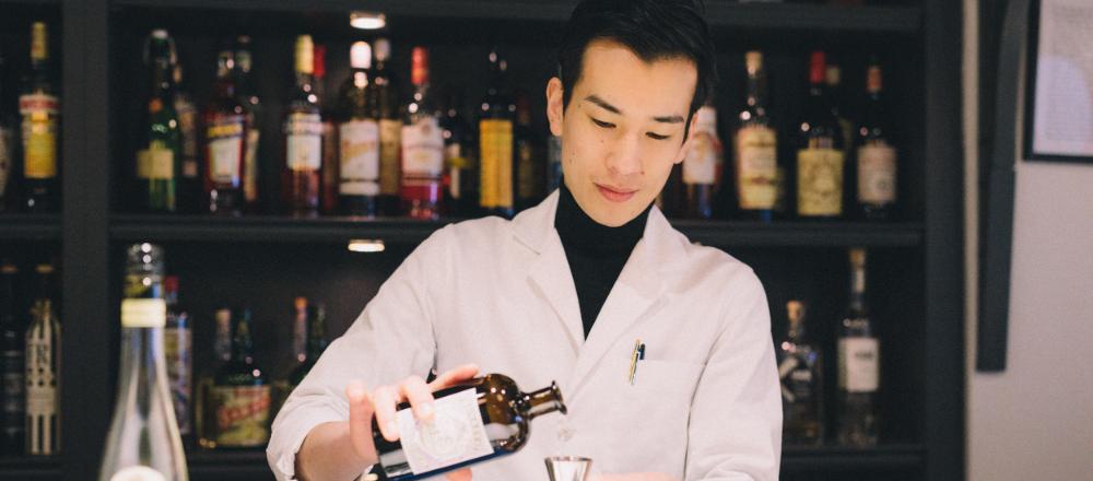 恵比寿〈Bar TRIAD〉の馬上 千寛さん〜児島麻理子の「TOKYO、会いに行きたいバーテンダー」〜