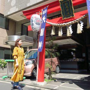 MARIKOの、神社 de デトックス!/第3回「松島神社の『良夢札』で、良い夢を正夢として叶えよう!」