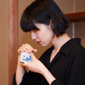 小谷実由の『趣味がなかなか見つからなくて。』 /日本伝統の香りの世界に遊んでみたい。