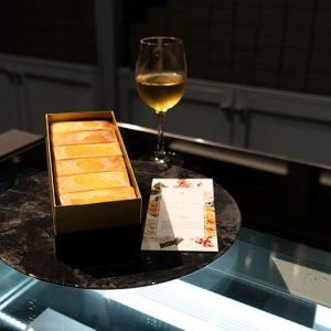 オーナーのおすすめは白ワインや軽い赤ワインとのマリアージュ。