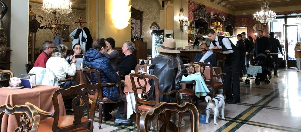 心にはいつも親愛なるイタリア。想いを胸に、トリノの街をめぐる。