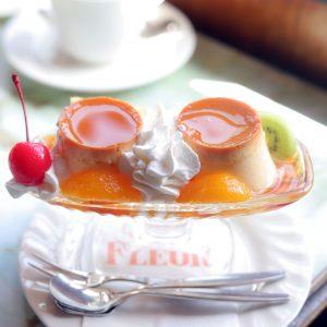 レトロかわいい〈喫茶フルール〉で穏やかな喫茶時間を満喫。見慣れぬ街で、ほっとする瞬間を。~カフェノハナシin KYOTO〜