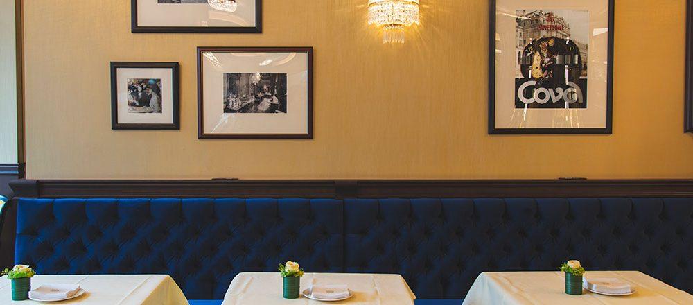 Café Cova Milano GINZA SIX店