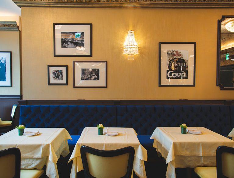 """<span class=""""title"""">Café Cova Milano GINZA SIX店</span>"""