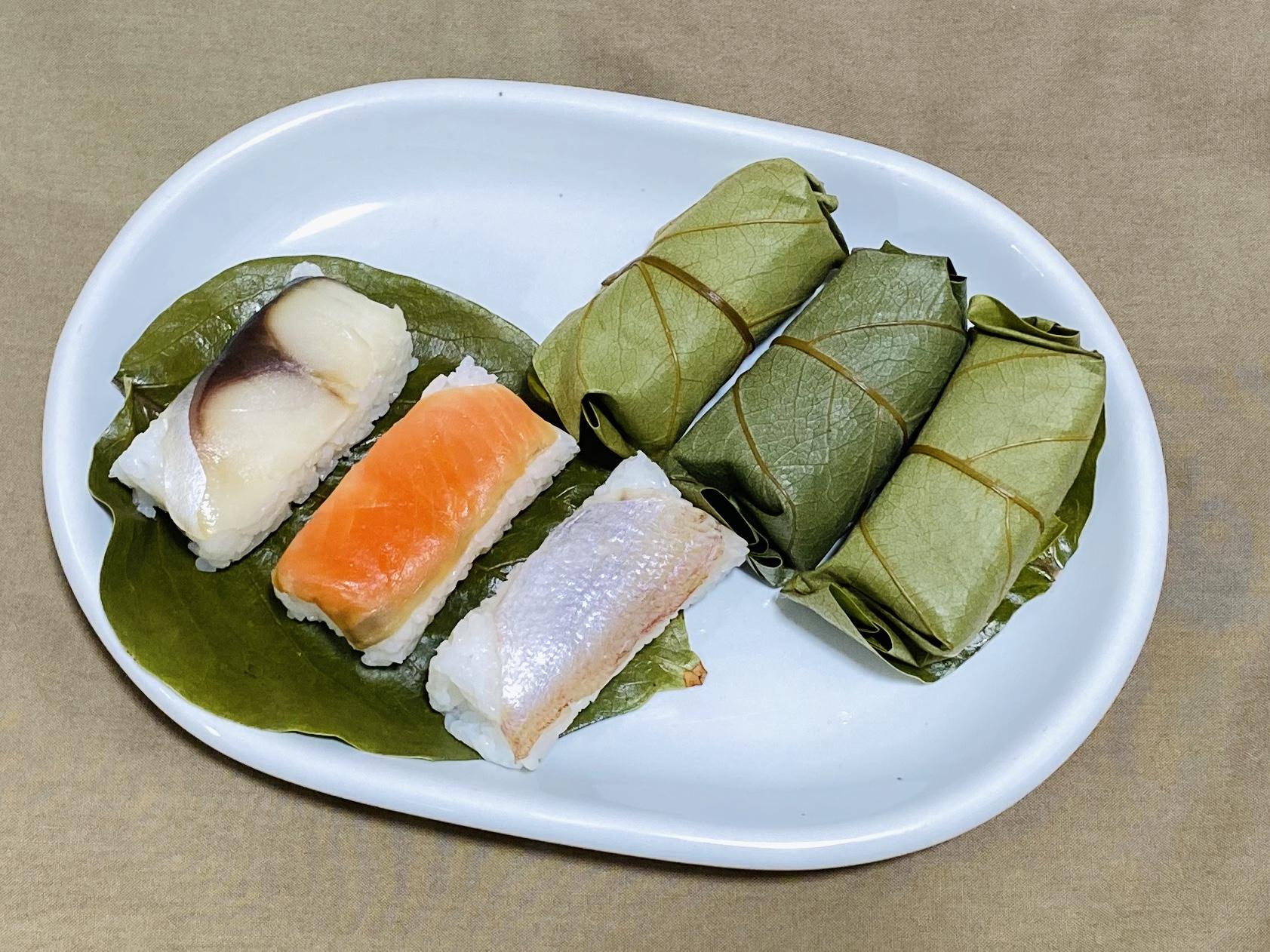 奈良の郷土料理をおうちで!〈柿の葉すし本舗たなか〉をお取り寄せ。