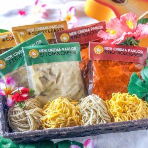「3kinds Box」6食入り 4,320円(送料別)。花や小物などは付属しません。