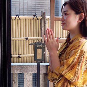 """MARIKOの、神社 de デトックス!/第4回「参拝の""""きほん""""をおさえよう」"""