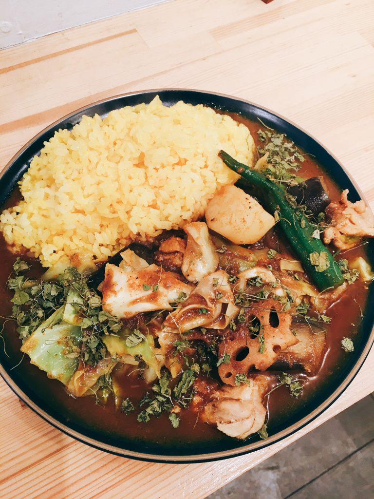 テイクアウト_Moto curry