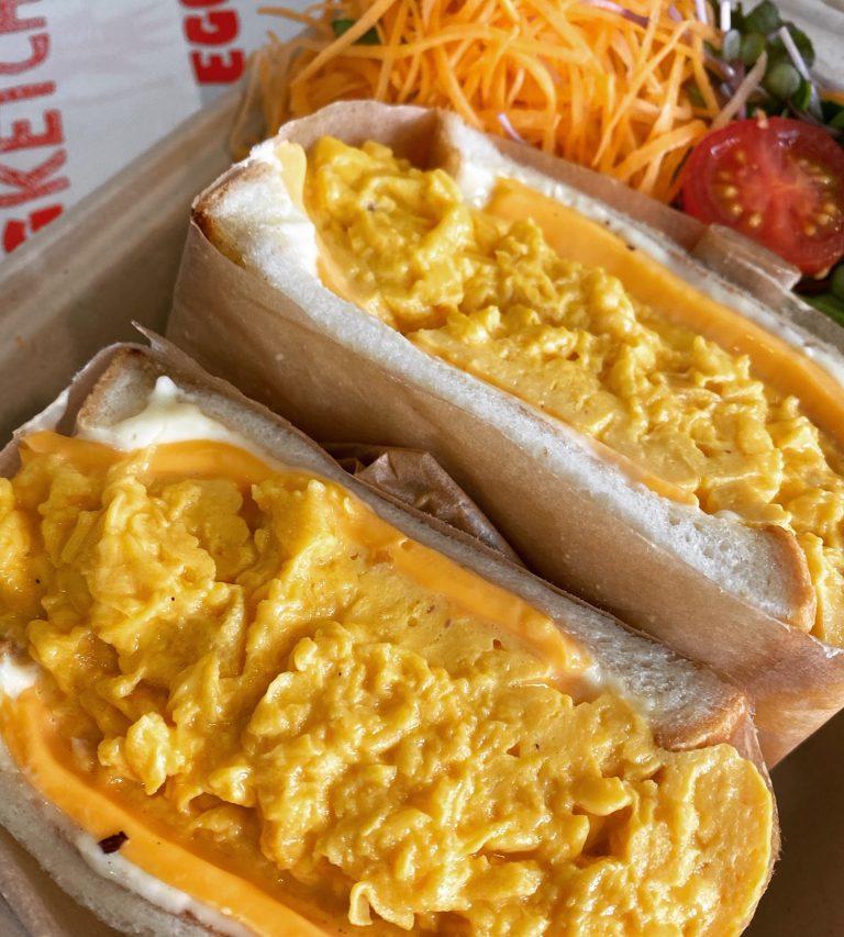 Wチーズサンド