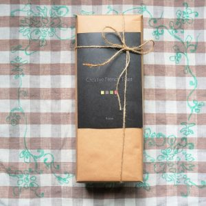 ギフトボックス入り・フレンチトースト5個セット 2,080円(税込・送料別)。