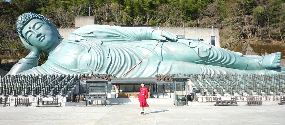 福岡〈別格本山南蔵院〉を参拝。世界一巨大な「ねぼとけさま」は圧巻!