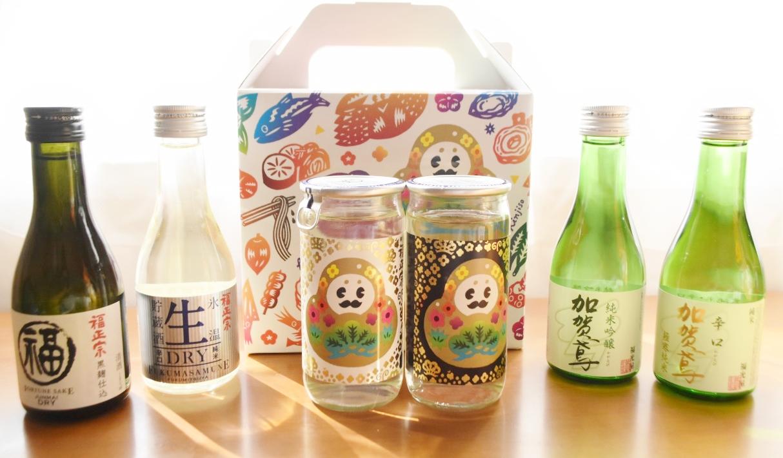 金沢〈福光屋〉の日本酒をお取り寄せしておうち時間をまったり過ごそう。