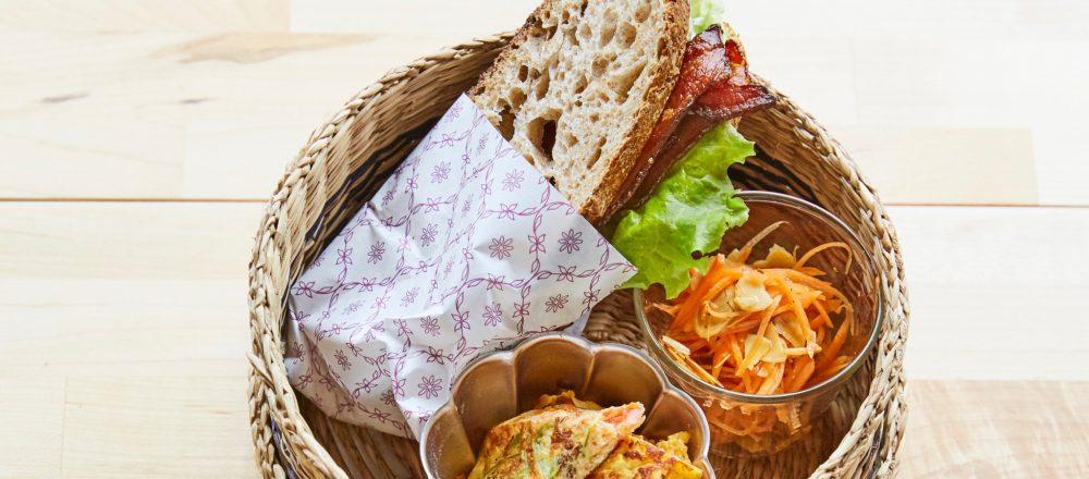 テレワークのランチはお弁当を作ろう!おうち時間も楽しめるサンドイッチレシピ