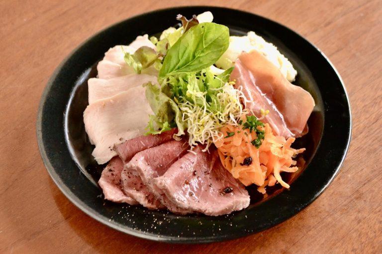 おつまみセット(前菜3種)