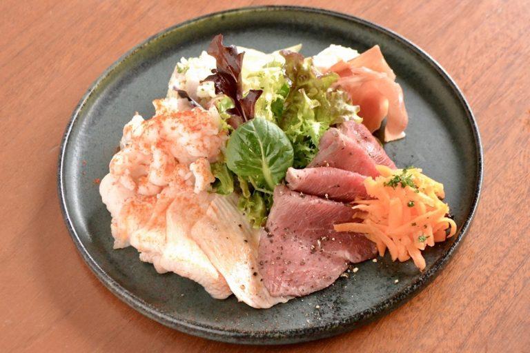 豪華なおつまみセット(前菜5種)JPG