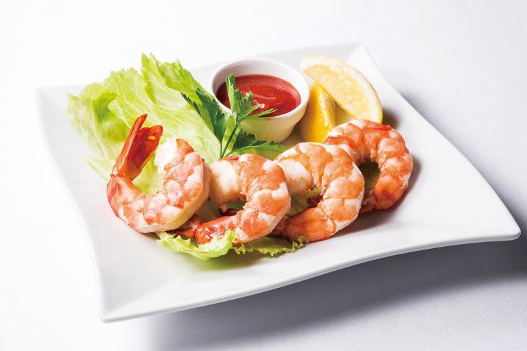 04Jumbo Shrimp Coktail