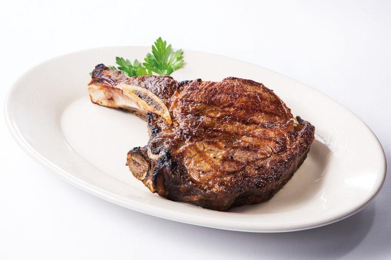 02Rib Eye steak