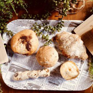 〈ダンデライオン・チョコレート〉の「パンの詰め合わせ」をおうちにお取り寄せ。