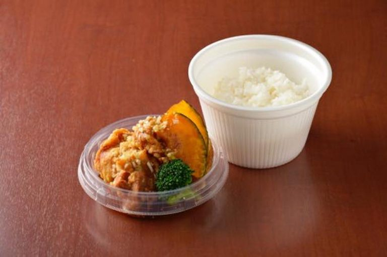 「油淋鶏丼」1,000円。