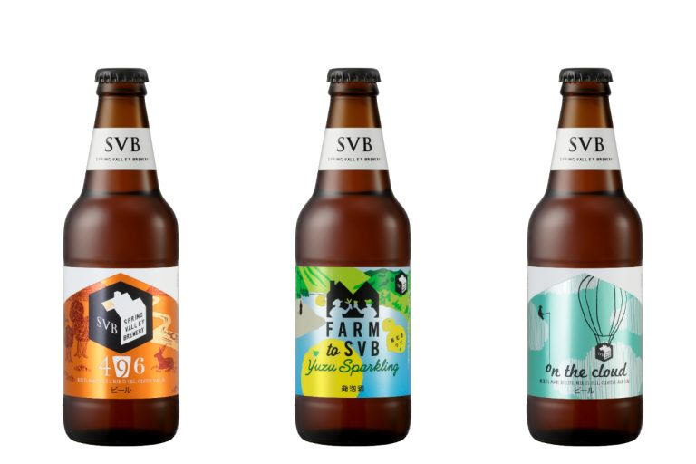 春のクラフトビール飲み比べセット SVB