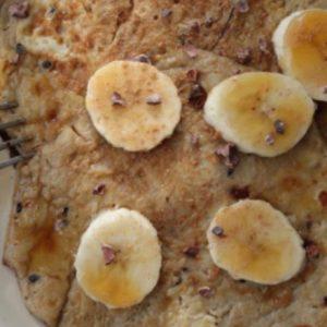 Hanakoコラボアイス「黒ごまきなこバナナジュースアイスバー」のアレンジレシピ4選!パンケーキにカクテルも。